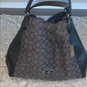 ORIGINAL COACH BAG ALMOST NEW MINT CONDITION